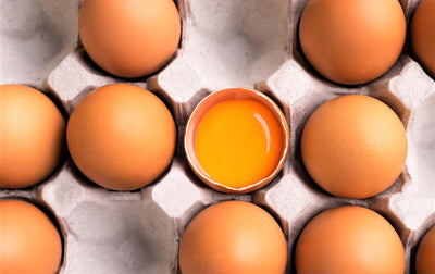 Why Restaurants are Serving Eggs with Dark Yolks