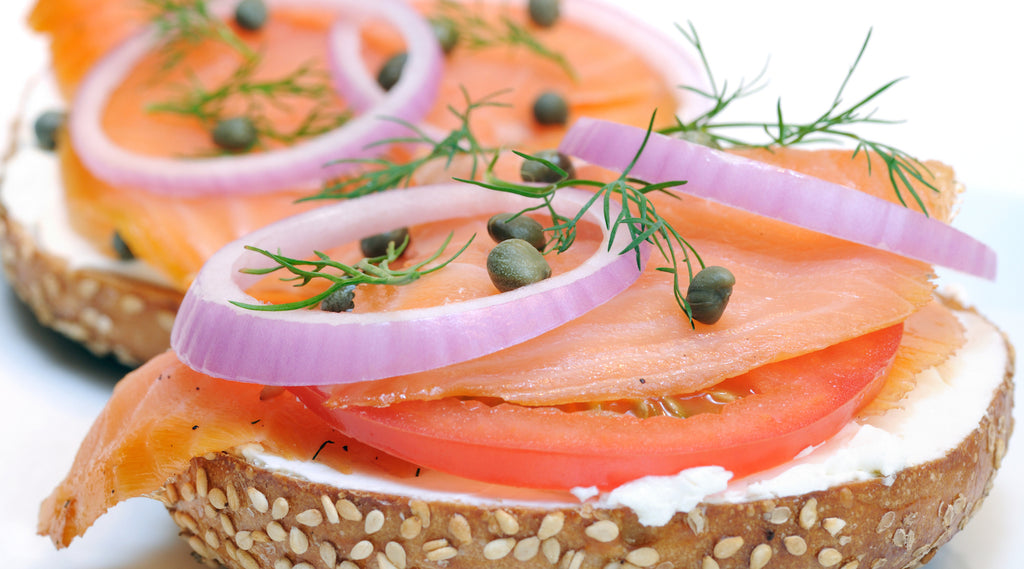 The History of Bagels and Lox
