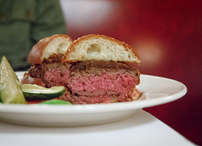 Black Label Minetta Burger AKA The $33 Burger (but less when you make it)
