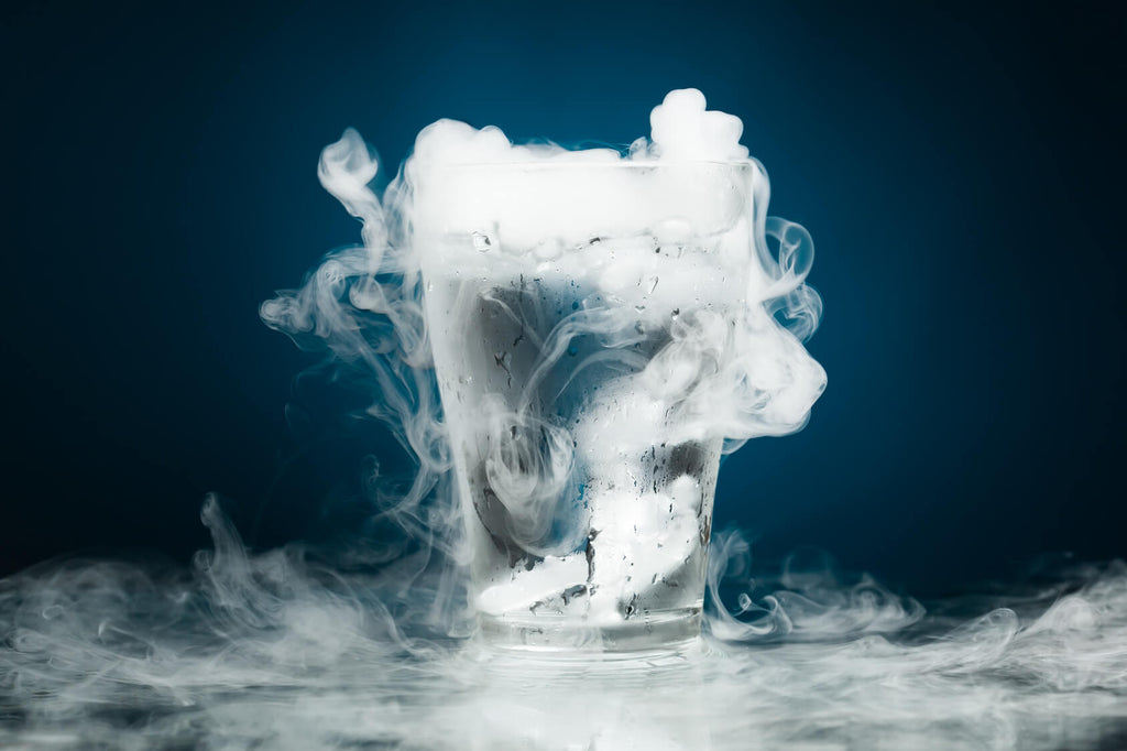 dry ice toxic environmental friendly safe