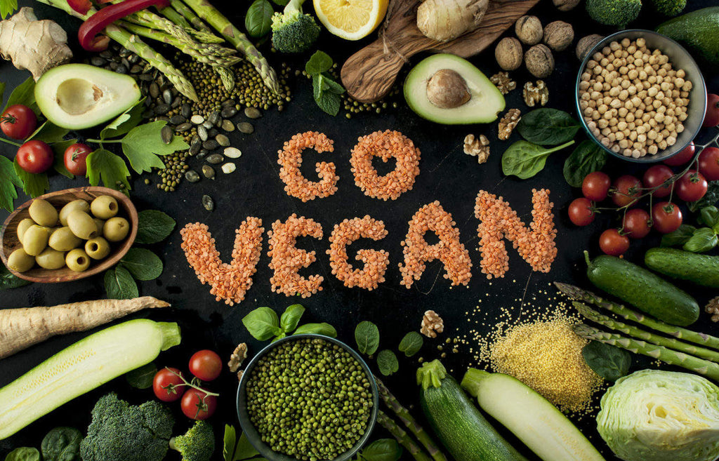 The History Of Veganism