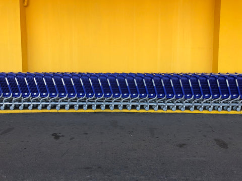 Walmart shopping carts - how can your brand get into one?