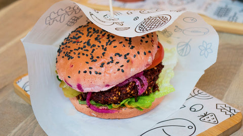 Plant-based burger — another way for consumers to cut back on meat without making compromises