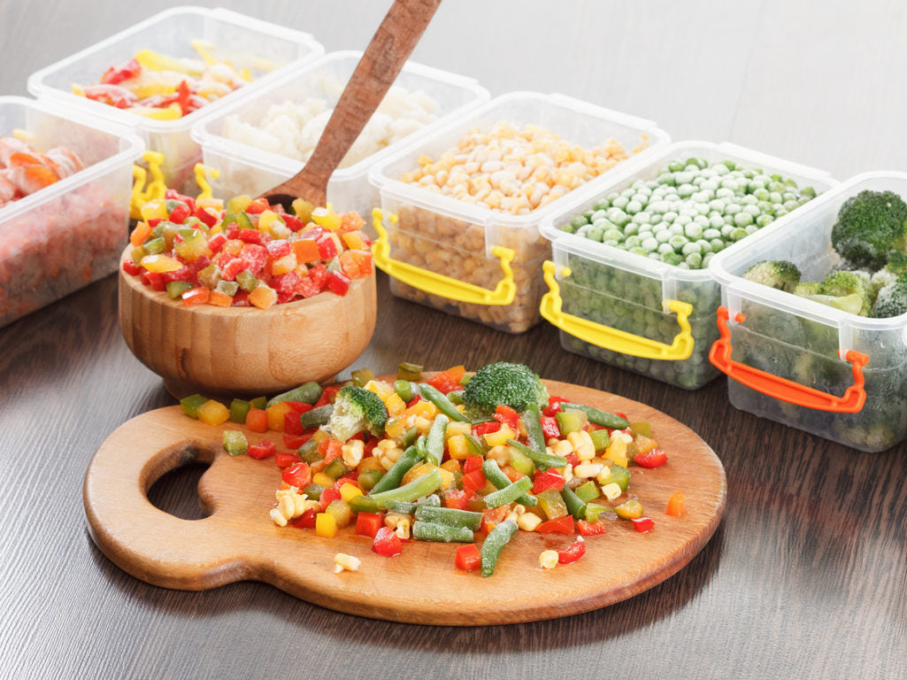 should you defrost or thaw frozen vegetables before cooking