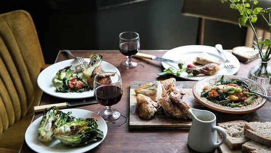luxurious dinner for two restaurant meal deal new business in local community