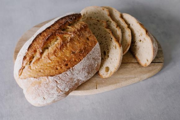 organic sourdough bread prebiotics
