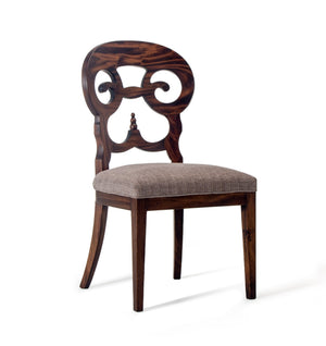 SCOBEL DINING SIDE CHAIR