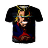 T-Shirt All Might