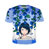 T-Shirt Kyoka Jiro Earphone Jack