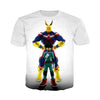 T-Shirt Boku No Hero Academia