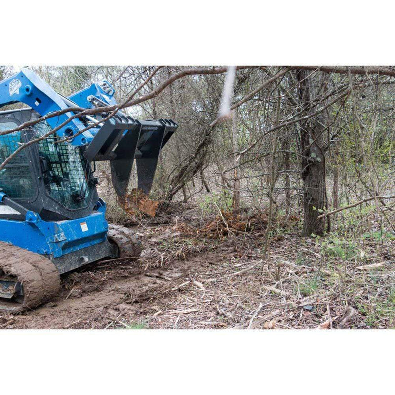Blue Diamond Grubber Blue Diamond Skid Steer Grubber Extreme Duty
