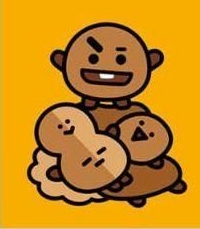 Shooky BT21