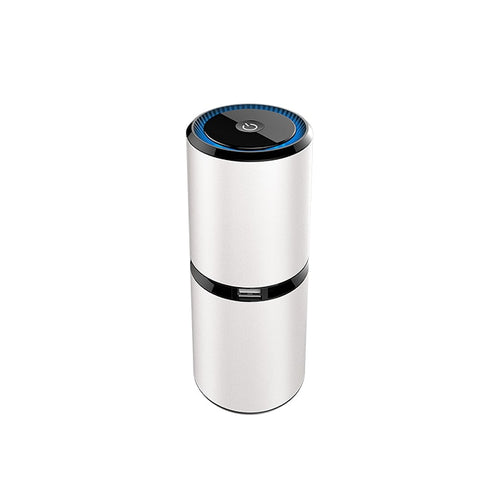 V8 Portable Air Purifier - Silver Sword