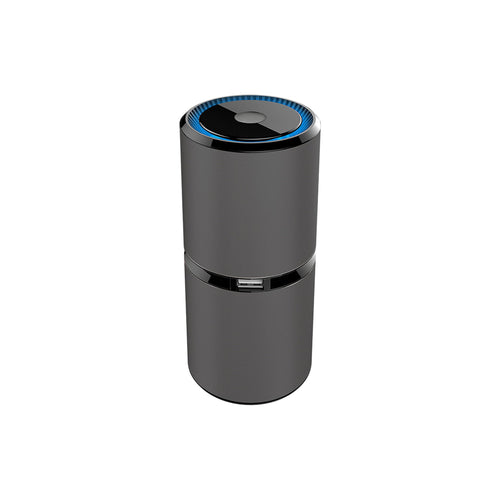 V8 Portable Air Purifier - Black Widow