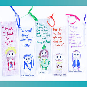 Bookmarks (Saints)