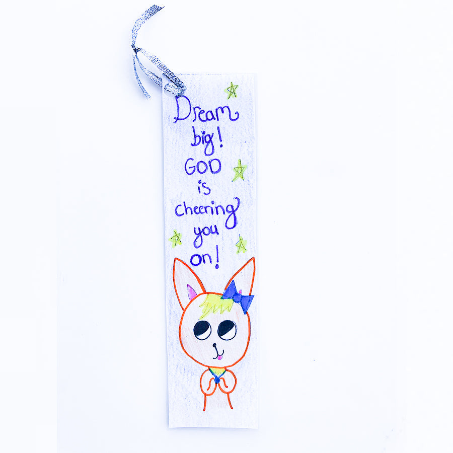 Bernadette Bookmark