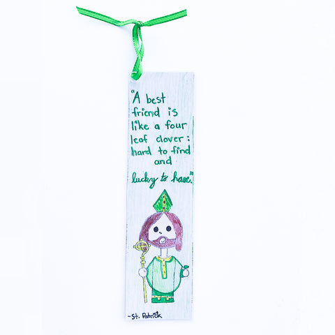 St. Patrick Bookmark