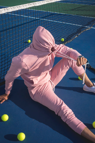 Change The Game Classic Tracksuit - Mens, Dusty Pink