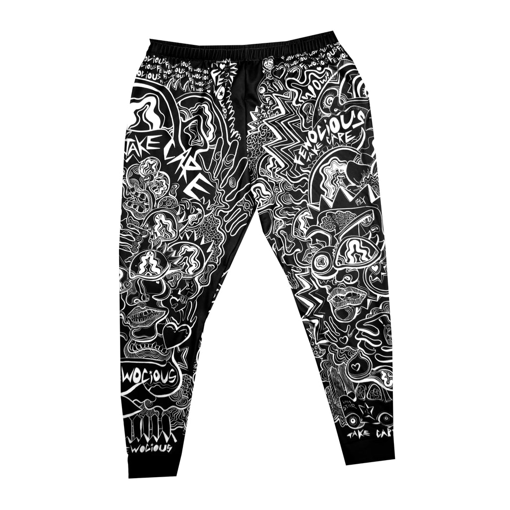 All Over. joggers