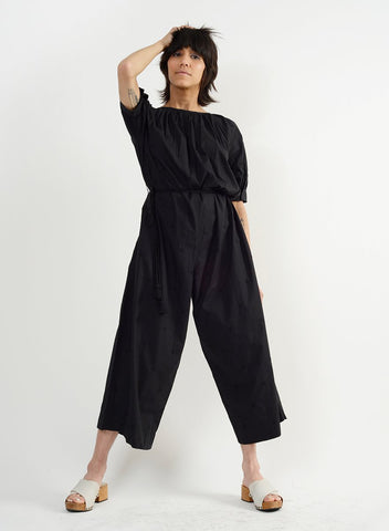 Barragan Jumpsuit - Black