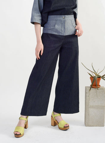 Dolly Cropped Jean