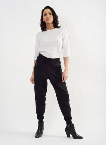 Feminist Sweatpant - Black