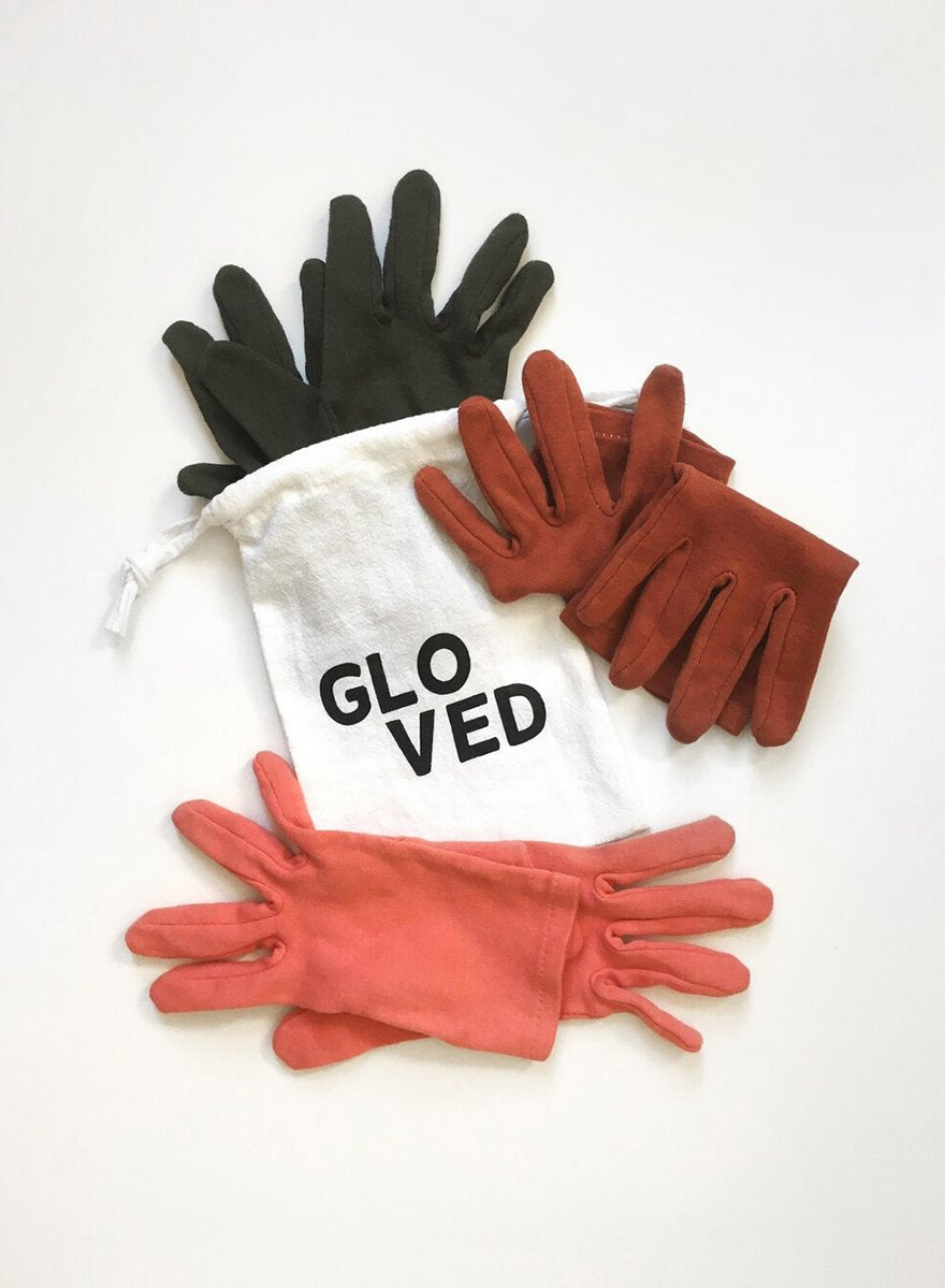 Terrazza Gloved Set