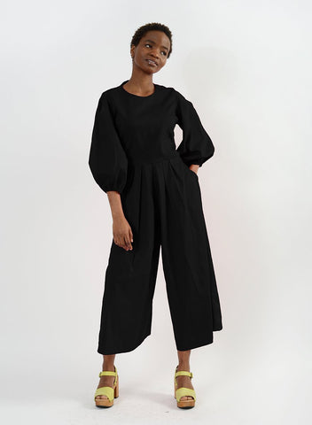 Margarita Jumpsuit - Black