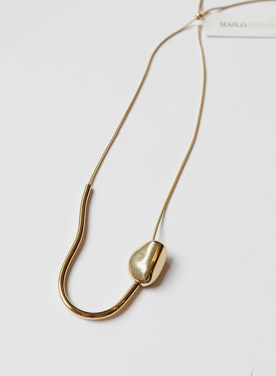 Maslo Tipping Point Necklace