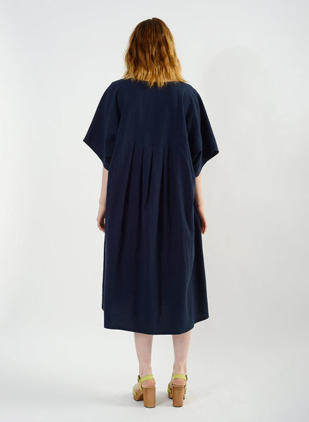 Mole Dress - Navy