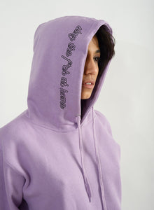 Stay The F*ck At Home Hoodie - Purple