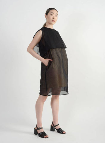 Adalene Dress - Black