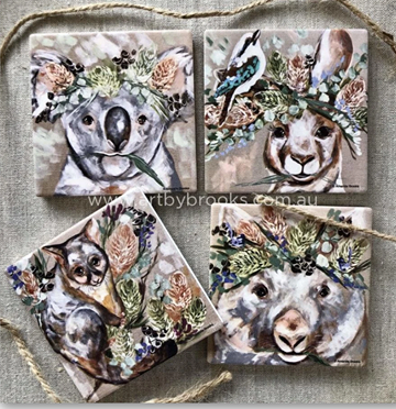 Aussie Fauna Mixed Set - Outback Creative Gifts