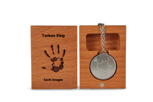 Pendant | Earth Images | Tarisse King - Outback Creative Gifts