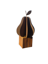 Load image into Gallery viewer, Large Pear Sculpture - Outback Creative Gifts
