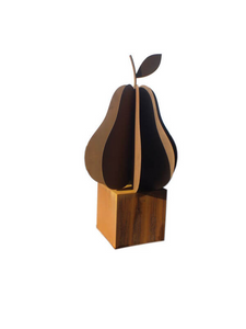 Large Pear Sculpture - Outback Creative Gifts
