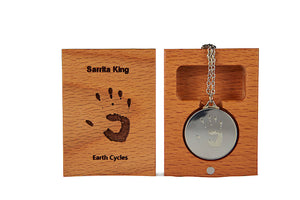 Pendant | Earth Cycles | Sarrita King - Outback Creative Gifts