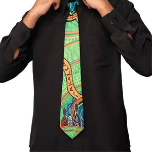 Makarrata's Journey Tie - Outback Creative Gifts