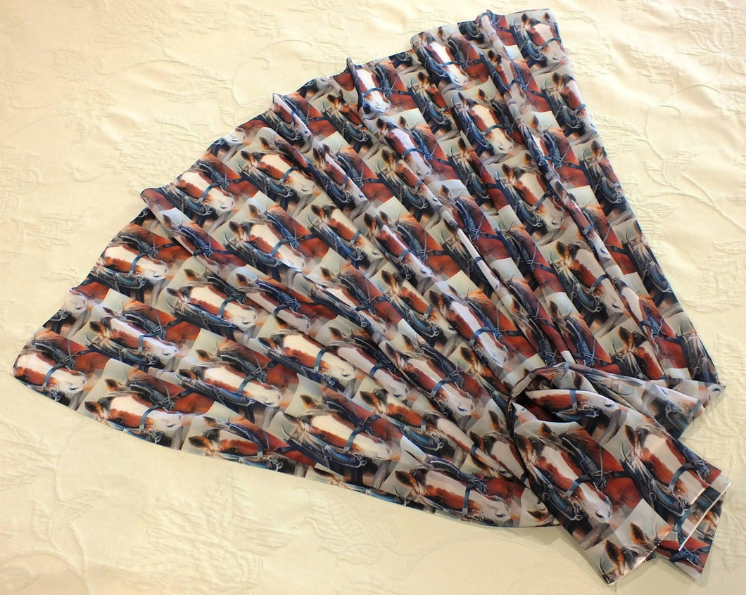 Scarf - Clydesdale - Outback Creative Gifts