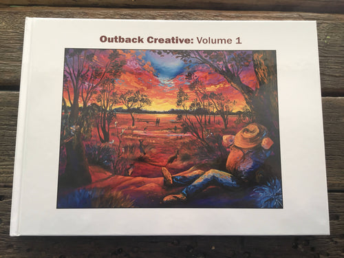 'Outback Creative: Volume 1' (Limited Edition) - Outback Creative Gifts