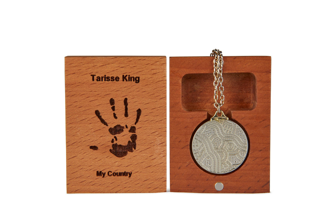 Pendant | My Country | Tarisse King - Outback Creative Gifts