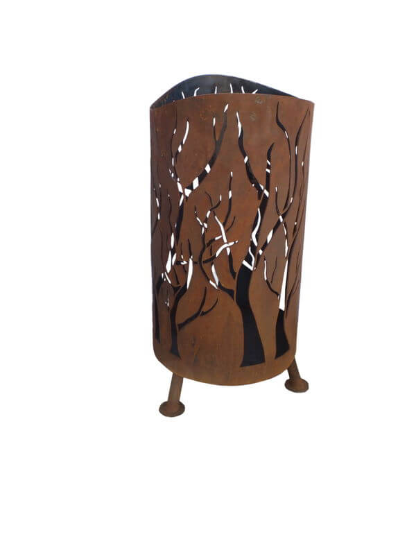 Forest Fire Brazier - Outback Creative Gifts