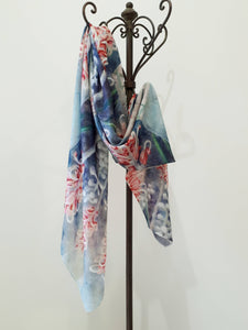 Scarf - Grevillea - Outback Creative Gifts