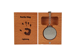 Pendant | Lightning | Sarrita King - Outback Creative Gifts