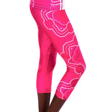 Load image into Gallery viewer, Songlines Womens 3/4 Leggings - Outback Creative Gifts