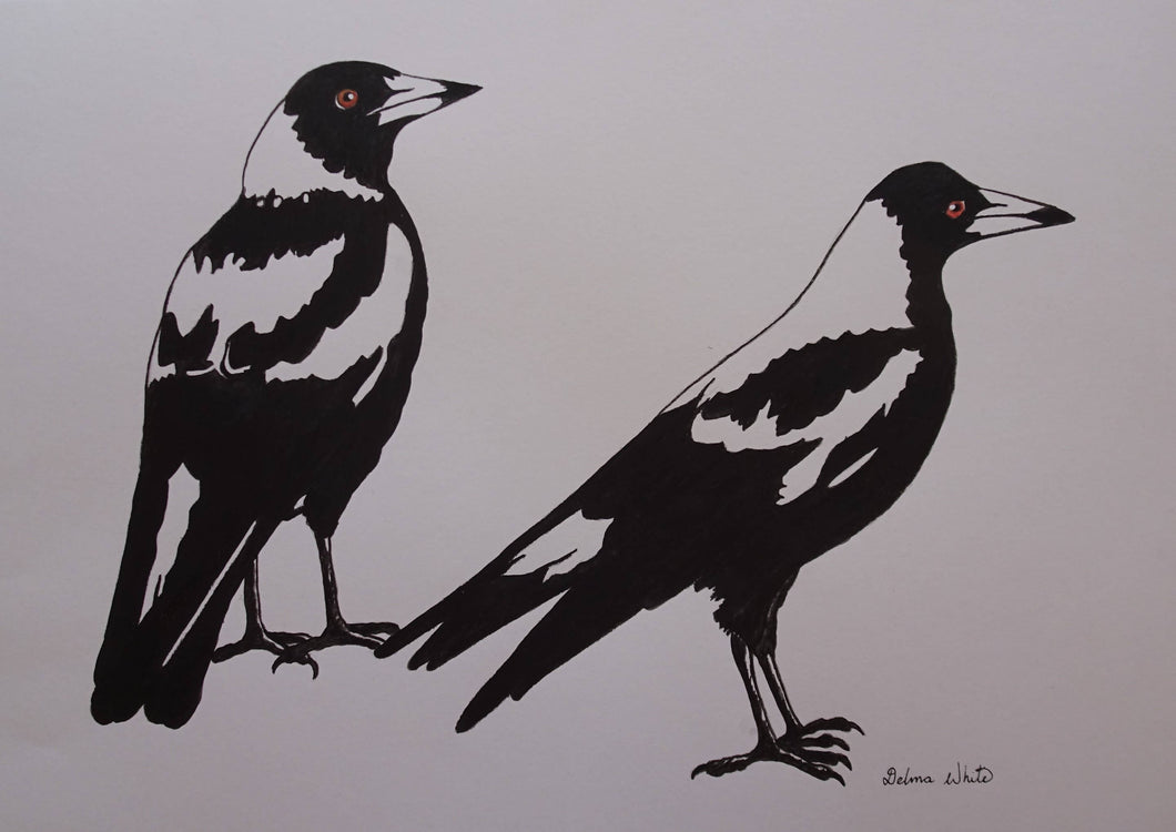 Mad Magpie - MM06 - Outback Creative Gifts
