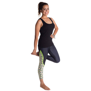 Island Girl Womens 3/4 Leggings - Outback Creative Gifts