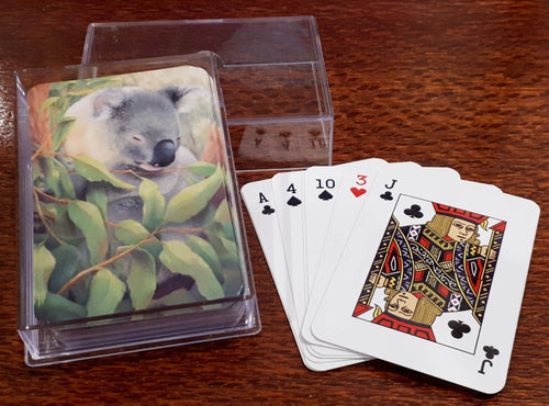 Playing Cards - Koala - Outback Creative Gifts