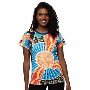 Two Parties Women's Shirt - Outback Creative Gifts
