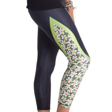 Load image into Gallery viewer, Island Girl Womens 3/4 Leggings - Outback Creative Gifts